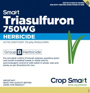 Smart Triasulfuron 750 WG Herbicide