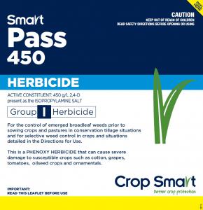 Smart Pass 450 Herbicide