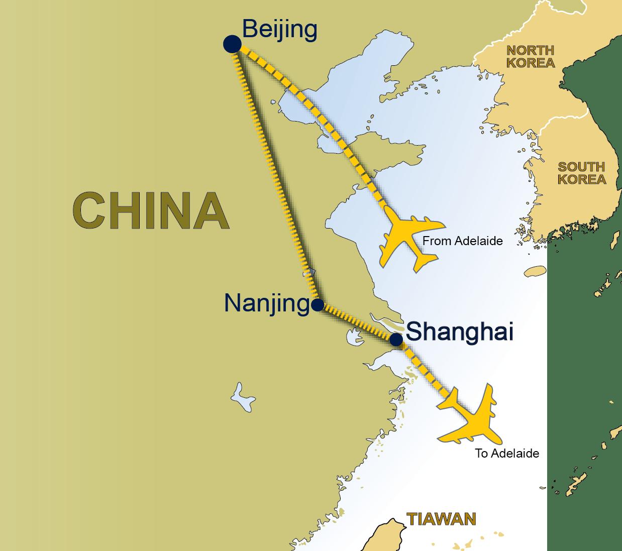 china trip map crop smart
