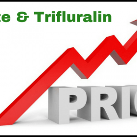 Triallate & Trifluralin market price July 2018 - Crop Smart