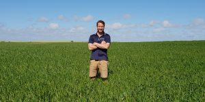 Darren Jones - Crop Smart Senior Agronomist, Dooen, Victoria