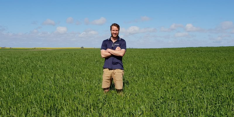 Darren Jones - Crop Smart Senior Agronomist, Dooen, Victoria
