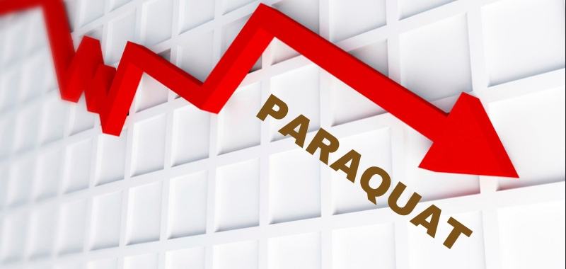 Market pricing Paraquat heading down - Crop Smart
