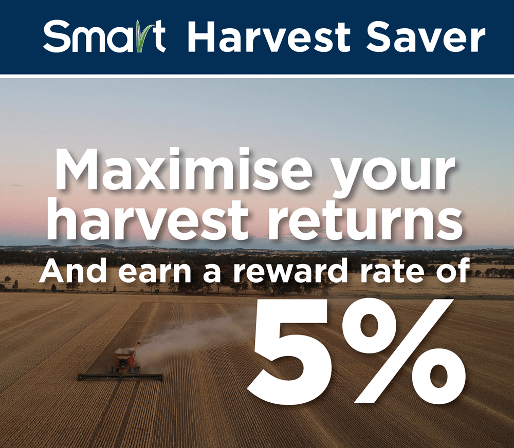 Smart Harvest Saver maximise your savings