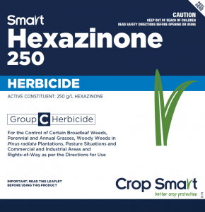 Smart Hexazinone 250 Herbicide