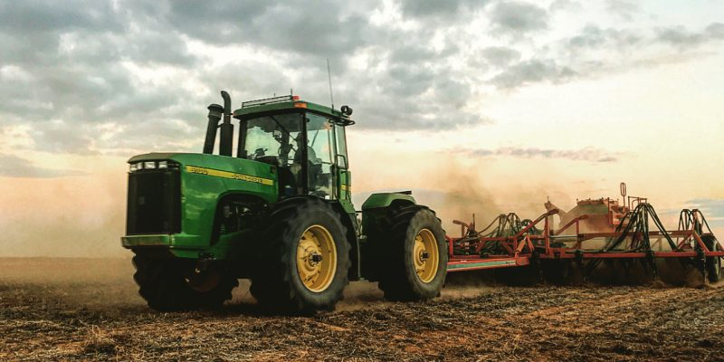 farming during the winter in South Australia, Australian farming, broad acre cropping